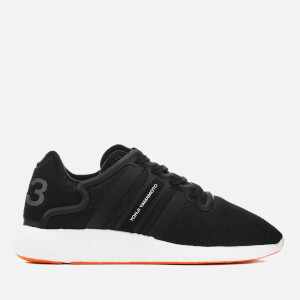 Y-3 Yohji Run Sneakers - Core Black/Core Black