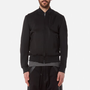 Y-3 Men's Future Sport Bomber Jacket - Black