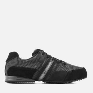 Y-3 Men's Sprint Sneakers - Core Black/Core Black