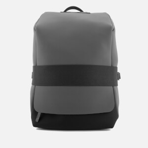 Y-3 Qasa Small Backpack - Solid Grey