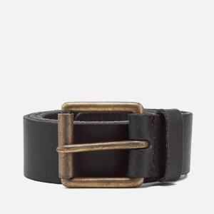 Superdry Men's Western Belt in a Box - Black