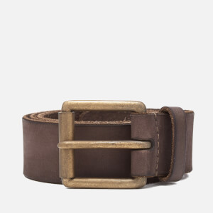 Superdry Men's Western Belt in a Box - Brown