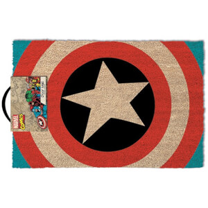 Paillasson Bouclier Marvel Captain America