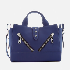 KENZO Women's Kalifornia Medium Tote Bag - Blue Marine