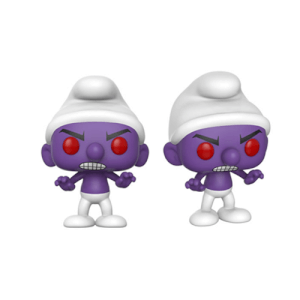 The Smurfs Purple Smurf Pop! Vinyl Figure