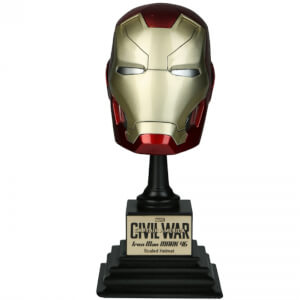 1:3 Iron Man Mark 46 Civil War Replica Helmet
