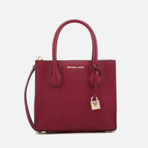 MICHAEL MICHAEL KORS Women's Mercer Medium Tote Bag - Mulberry