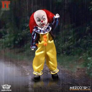 Poupée Ça le Clown Pennywise - Ça 1990 Living Dead Dolls