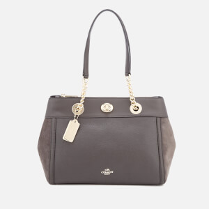 Coach Women's Turnlock Edie Carry All Bag - Chestnut
