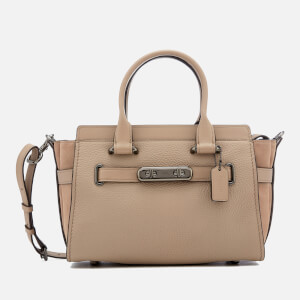 Coach Women's Coach Swagger 27 Shoulder Bag - Stone