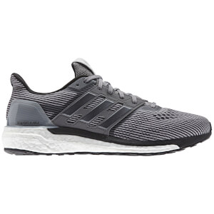 adidas Men's Supernova Running Shoes - Black/Grey