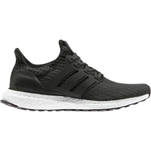 adidas Women's Ultra Boost 4.0 Running Shoes - Black