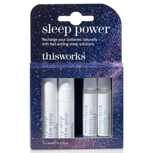 this works Sleep Power 4 x 5ml