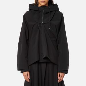 Y-3 Women's 2 Layer Hooded Jacket - Black