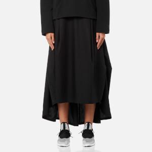 Y-3 Women's Cotton Skirt - Black