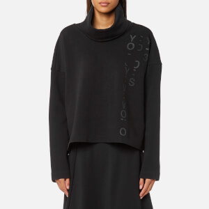 Y-3 Women's Sweatshirt - Black