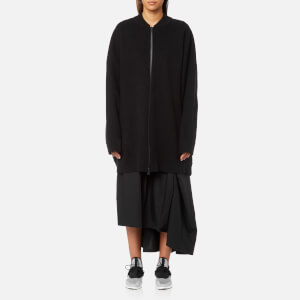 Y-3 Women's Felt Jacket - Black