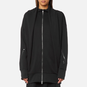 Y-3 Women's Matte Track Jacket - Black