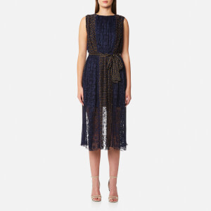Foxiedox Women's Kitterby Midi Dress - Navy