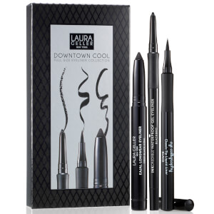 Laura Geller Iconic New York Downtown Cool Eye Liner Kit