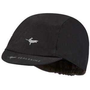 Sealskinz Waterproof Cycling Cap - Black
