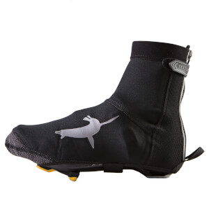 Sealskinz Neoprene Open Sole Overshoe - Black/Grey