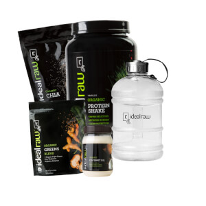 IdealRaw Best Sellers Bundle