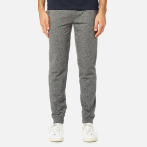 Michael Kors Men's Lightweight Stretch Cuffed Sweatpants - Black Jaspe