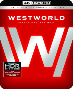Westworld - Season 1 - 4K Ultra HD