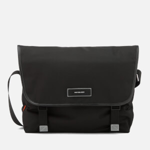 Paul Smith Men's Large Messenger Bag - Black