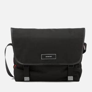 Paul Smith Men's Large Messenger Bag - Black