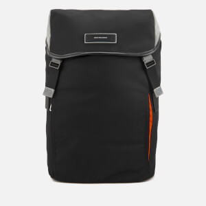 PS by Paul Smith Men's Flap Rucksack - Black