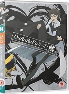 Durarara!!X2 Ketsu - Standard