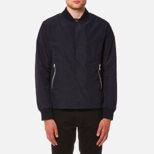 Officine Générale Men's Stan Padded Jacket - Navy