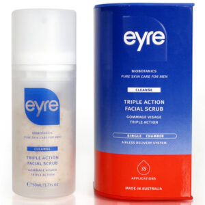 Eyre Biobotanics Triple Action Facial Scrub