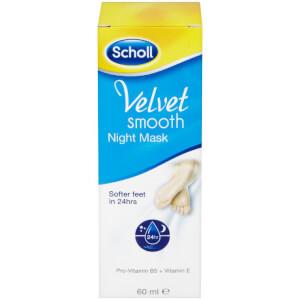 Scholl Velvet Smoot Feet Mask