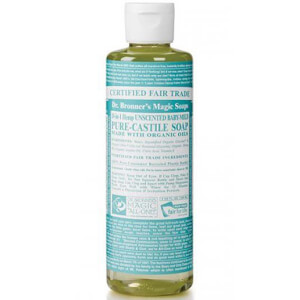 Dr Bronner Mild Liquid Soap