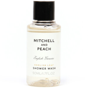 Mitchell & Peach English Leaf Shower Wash