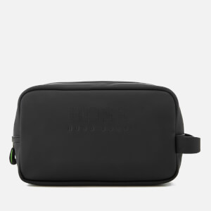 BOSS Green Men's Hyper Wash Bag - Black