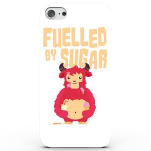 Fueled By Sugar Phone Case for iPhone & Android - 3 Colours
