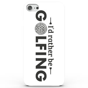 I'd Rather Be Golfing Phone Case for iPhone & Android - 4 Colours