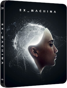Ex-Machina - Zavvi Exclusive Limited Edition Steelbook