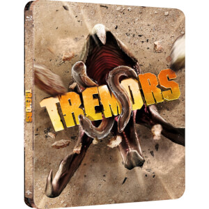 Tremors - Zavvi UK Exclusive Limited Edition Steelbook