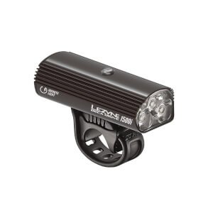 Lezyne Deca Drive 1500i Front Light - Black