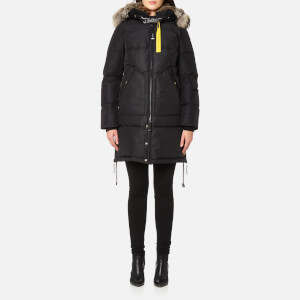 Parajumpers Women's Long Bear Masterpiece Coat - Black