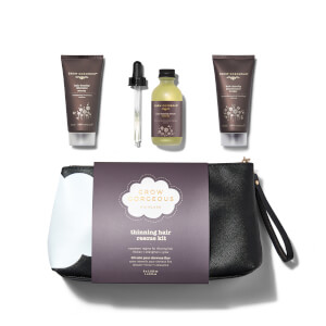 Grow Gorgeous Thinning Hair Rescue Kit