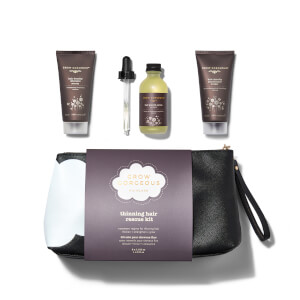 Grow Gorgeous Thinning Hair Rescue Kit zestaw naprawczy do cienkich włosów