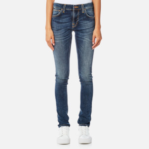 Nudie Jeans Women's Tight Terry Jeans - Double Indigo