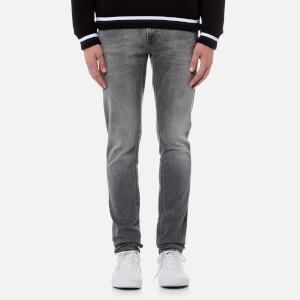 Nudie Jeans Men's Skinny Lin Jeans - Grey Wolf