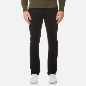 Nudie Jeans Men's Dude Dan Jeans - Dry Ever Black